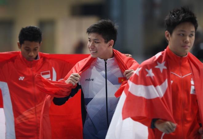 Sau SEA Games, Kim Son muon boi ra the gioi hinh anh