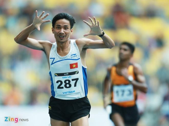 Bi chu nha 'choi xau', Nguyen Van Lai van doat HCV SEA Games hinh anh 1