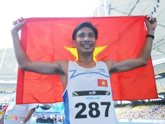 Bi chu nha 'choi xau', Nguyen Van Lai van doat HCV SEA Games hinh anh 2