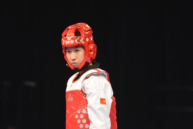 A quan taekwondo the gioi nhan bai hoc dat gia tai SEA Games hinh anh