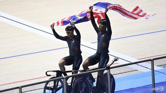 Malaysia tu khen SEA Games la giai dau tuyet voi hinh anh