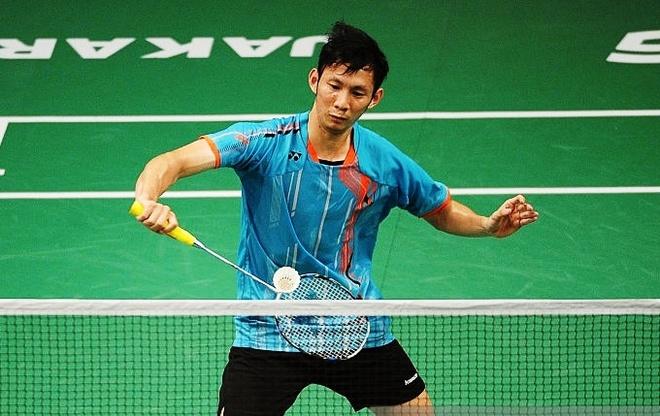 Tien Minh du giai Vietnam Open ngay sau SEA Games hinh anh