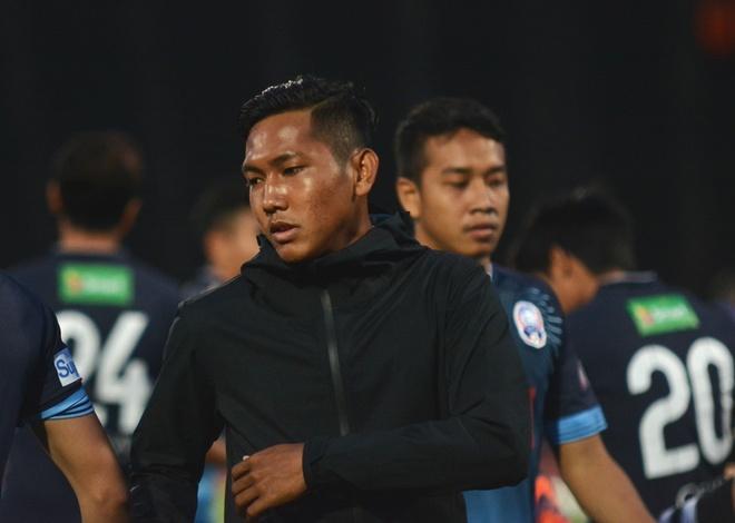 'Messi' Campuchia duoc cham soc dac biet truoc tran gap Viet Nam hinh anh