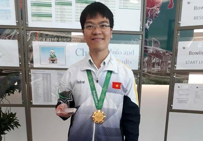Le Quang Liem vo dich co tieu chuan tai AIMAG 2017 hinh anh