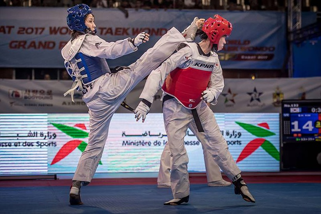 Taekwondo Viet Nam tiep tuc co huy chuong the gioi hinh anh 1