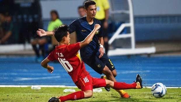 U16 Viet Nam co the gap lai Australia o giai chau A hinh anh