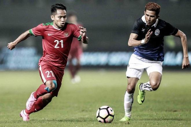 Video tuyen Campuchia thua 1-3 truoc Indonesia hinh anh