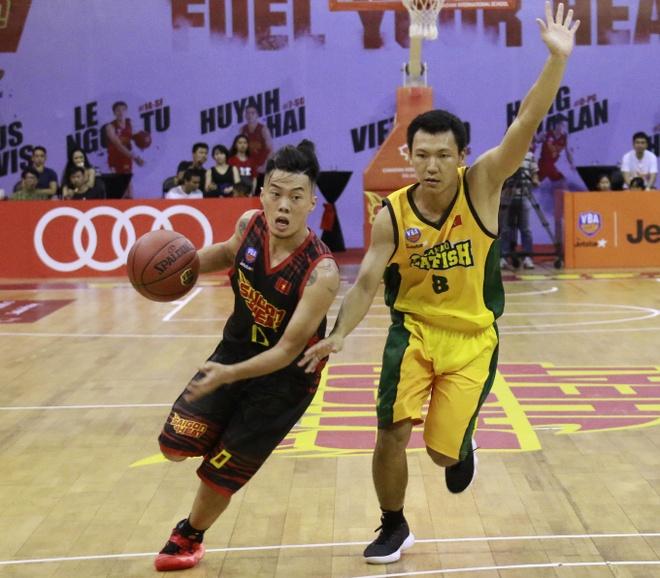 Saigon Heat thua tran thu 2 o VBA 2017 hinh anh 2
