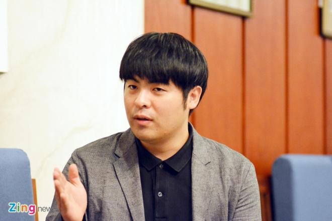 Nguoi dai dien Lee Dong-jun anh 1