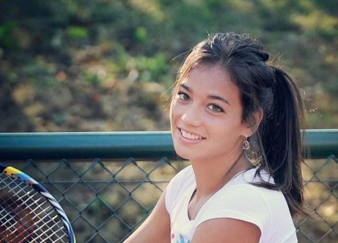 Alize Lim, tay vot goi cam du giai Vietnam Open hinh anh