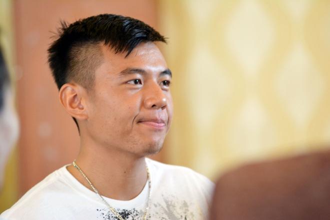 Ly Hoang Nam gap thach thuc lon o Vietnam Open hinh anh