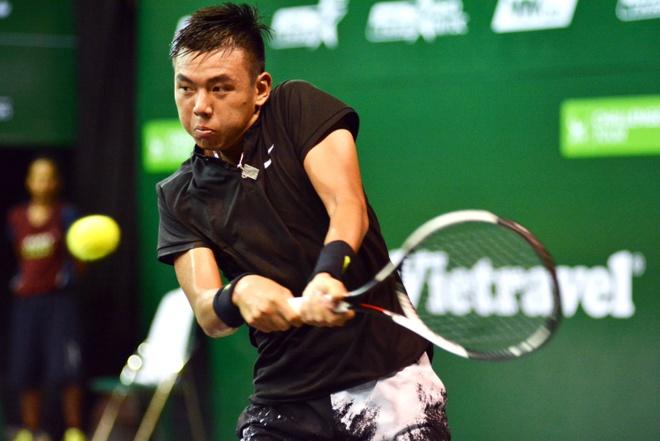 Ly Hoang Nam dung buoc o vong 1 Vietnam Open hinh anh