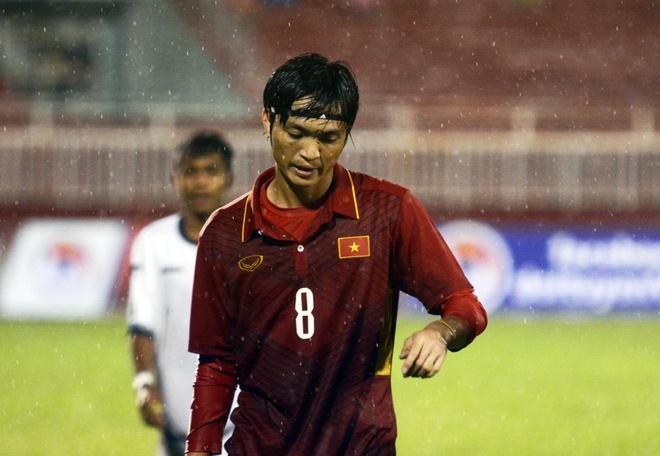 Tuan Anh: 'Han Quoc la khac tinh voi U23 Viet Nam' hinh anh