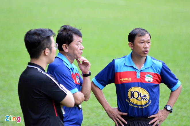 Gap doi bau Hien, HAGL cat ca Cong Phuong va Tuan Anh? hinh anh 2