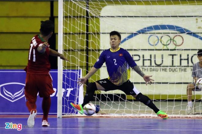 Con 32 giay, futsal Viet Nam ghi ban danh bai Indonesia 4-3 hinh anh 10