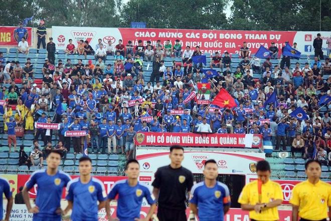Quang Nam tien sat den ngoi vo dich V.League 2017 hinh anh 1