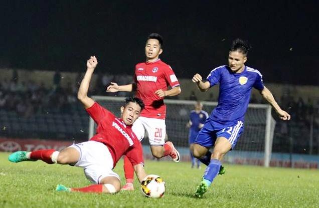 Quang Nam tien sat den ngoi vo dich V.League 2017 hinh anh 4