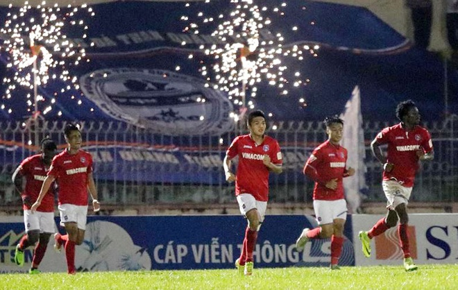 Quang Nam tien sat den ngoi vo dich V.League 2017 hinh anh 7
