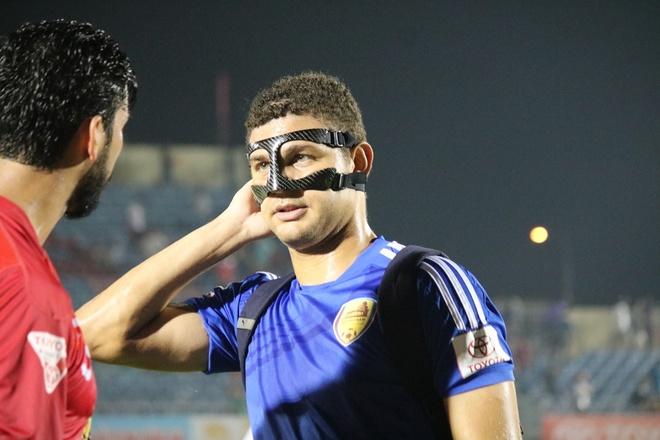 Chua vo dich V.League, Quang Nam da lo tinh duong dai hinh anh