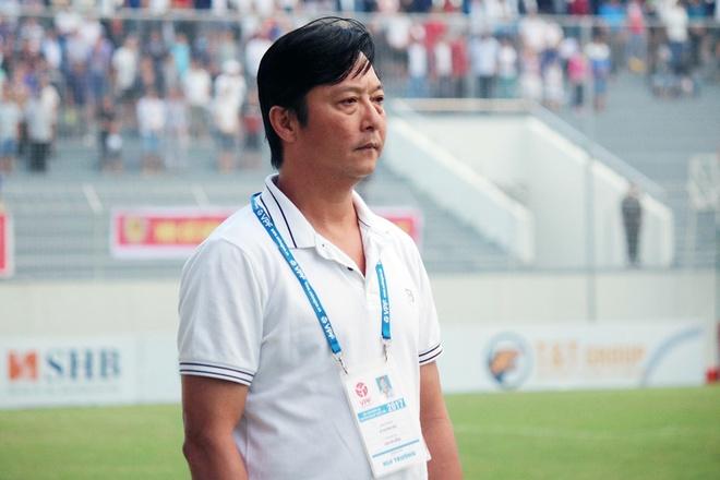 HLV Le Huynh Duc chia tay CLB Da Nang hinh anh
