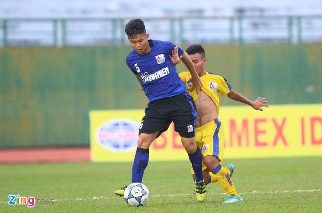 U21 SLNA thang U21 Binh Duong 3-2 anh 1