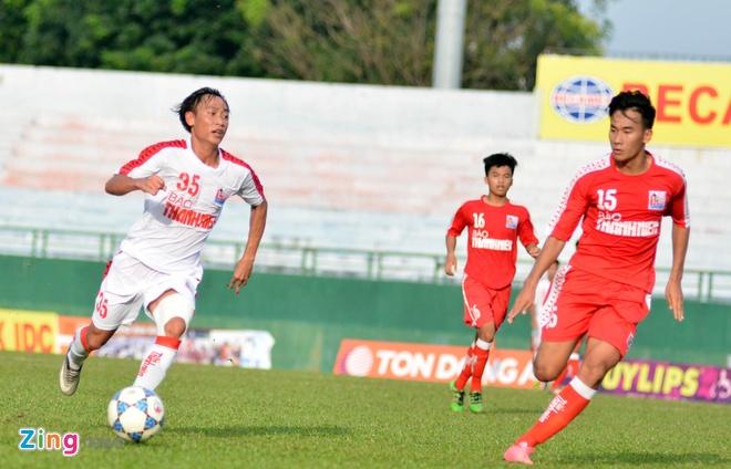 U21 HAGL hoa U21 Viettel 0-0 anh 1