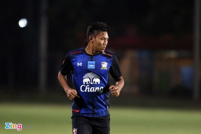 HLV U23 Thai Lan tu tin anh 2