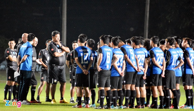 U23 Thai Lan co luc luong hung hau cho gap Nhat Ban, Trieu Tien hinh anh 2