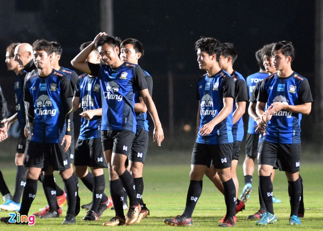 U23 Thai Lan co luc luong hung hau cho gap Nhat Ban, Trieu Tien hinh anh 1