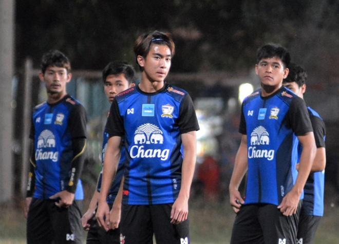 U23 Thai Lan co luc luong hung hau cho gap Nhat Ban, Trieu Tien hinh anh