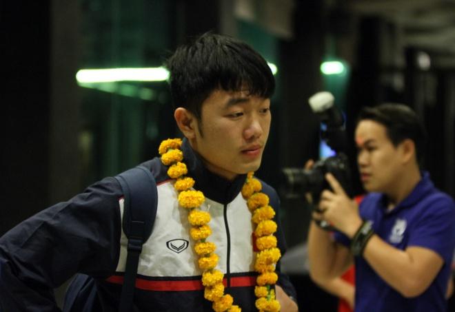 U23 Viet Nam tap nhe truoc gio an toi o Thai Lan hinh anh