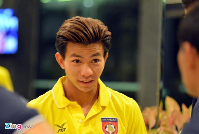 Doi thu cua U23 Viet Nam khong mang chan sut so mot den Thai Lan hinh anh 1