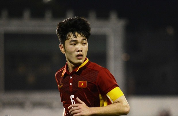 Xuan Truong mong gap lai U23 Thai Lan hinh anh