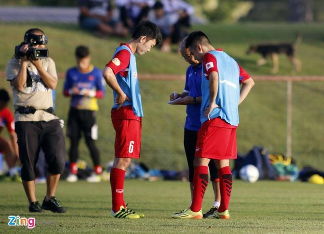 Xuan Truong mong gap lai U23 Thai Lan hinh anh 2