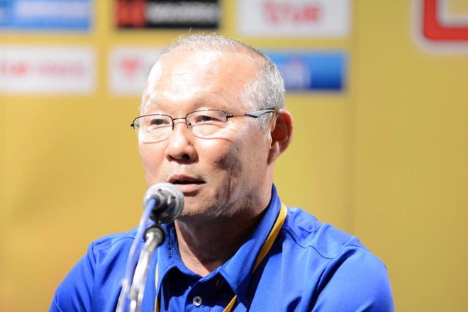 HLV Park Hang-seo: 'Chung toi khong so U23 Thai Lan' hinh anh