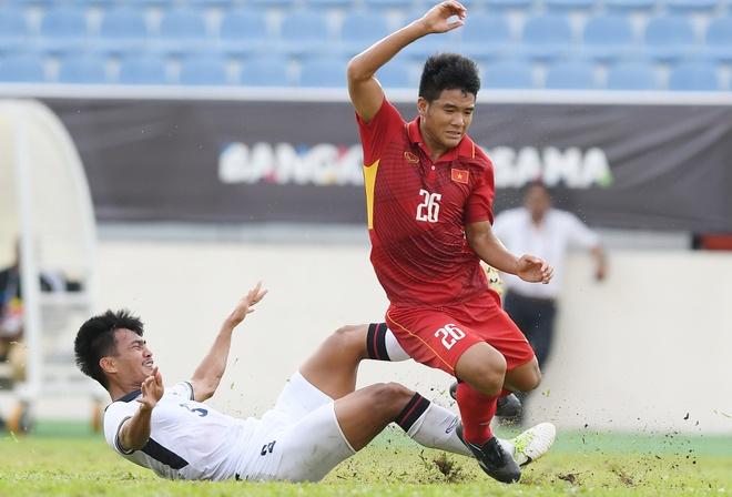 U23 Thai Lan vs U23 Viet Nam: Kho doi mon no SEA Games hinh anh