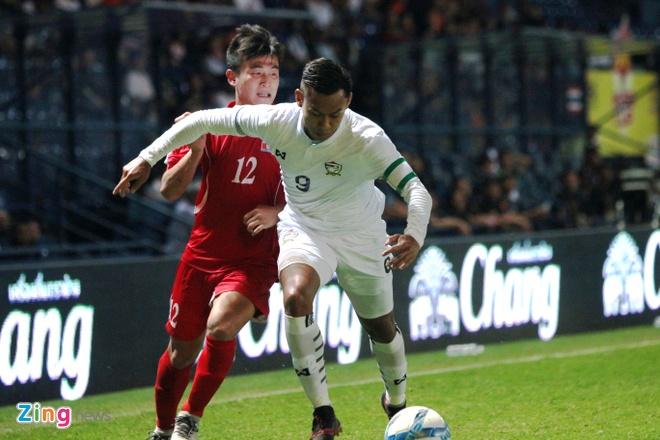 Chendrop Samphaodi, nguoi keo sap giac mo vang cua U23 Viet Nam hinh anh 1