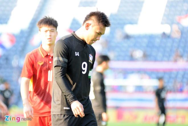 HLV U23 Thai Lan dung tran thua Viet Nam de nhac nho hoc tro hinh anh 1