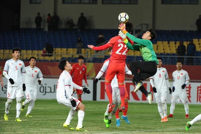 U23 Han Quoc thay doi khi gap Syria anh 1