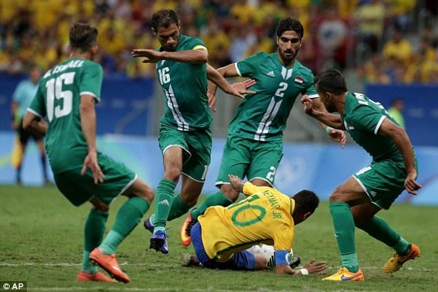U23 Iraq som thach thuc U23 Viet Nam o tu ket hinh anh 1