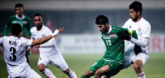 U23 Iraq som thach thuc U23 Viet Nam o tu ket hinh anh
