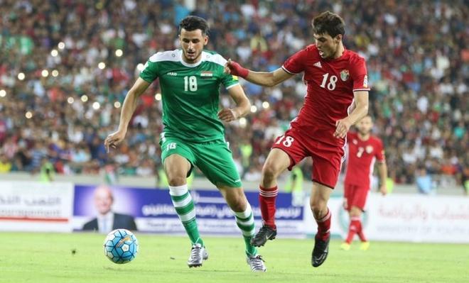 Cuoc doi bat hanh cua tien dao so mot U23 Iraq hinh anh 2