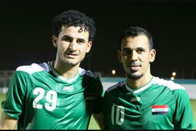 Cuoc doi bat hanh cua tien dao so mot U23 Iraq hinh anh 3