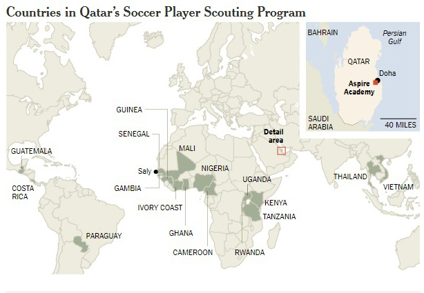 Hong Duy suyt den Qatar tap luyen anh 1
