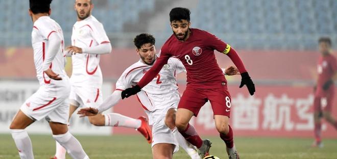 Doi truong U23 Qatar tin vao kinh nghiem khi gap Viet Nam hinh anh