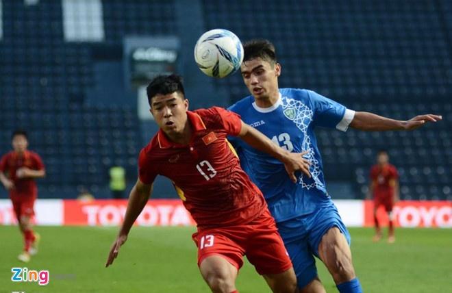 U23 Viet Nam da lot xac the nao tu sau tran thua Uzbekistan hinh anh 3