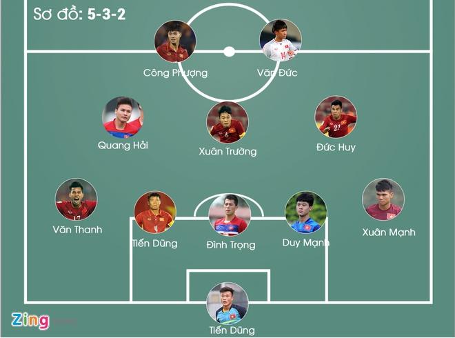 U23 Viet Nam da lot xac the nao tu sau tran thua Uzbekistan hinh anh 2