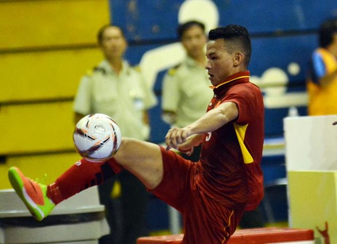 Sau U23, tuyen futsal Viet Nam cho viet nen lich su o giai chau A hinh anh