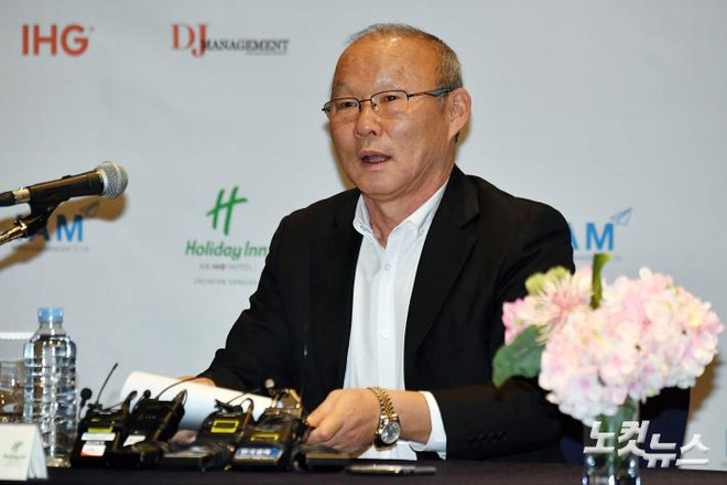 HLV Park Hang-seo: 'AFF Cup quan trong hon ASIAD' hinh anh
