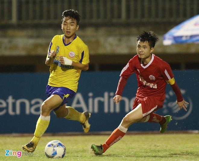 U19 Dong Thap gap lai Ha Noi o chung ket U19 Quoc gia hinh anh 1